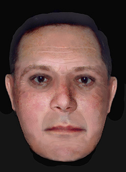 Computer Reconstruction of Unidentified Person