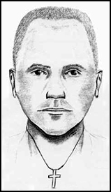A composite drawing of an Unidentified Person whose remains were found in Cornwall March 19, 2001 in the Town of Cornwall, Orange County, NY.